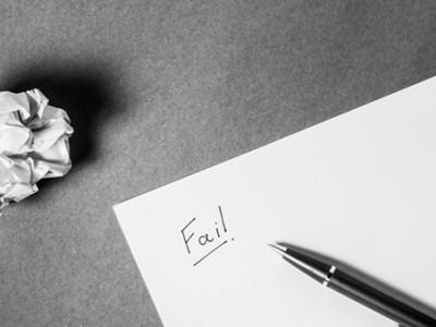 Transformer un échec entrepreneurial