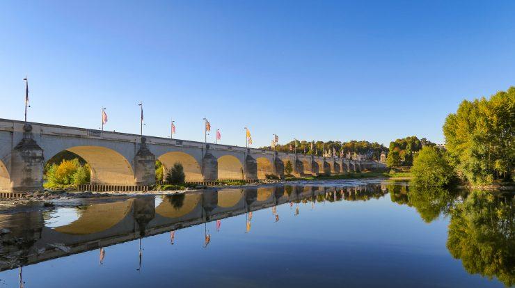 Pont Wilson à Tours